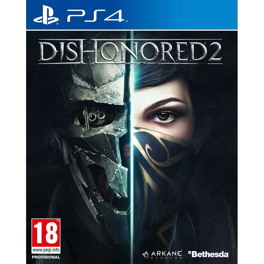 Игра PS4 Dishonored 2 Limited Edition