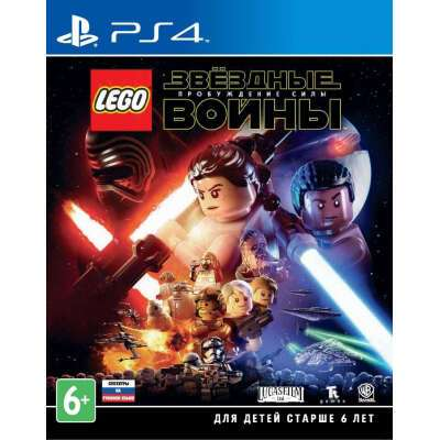 Игра для PS4 LEGO Звездные войны: Пробуждение Силы