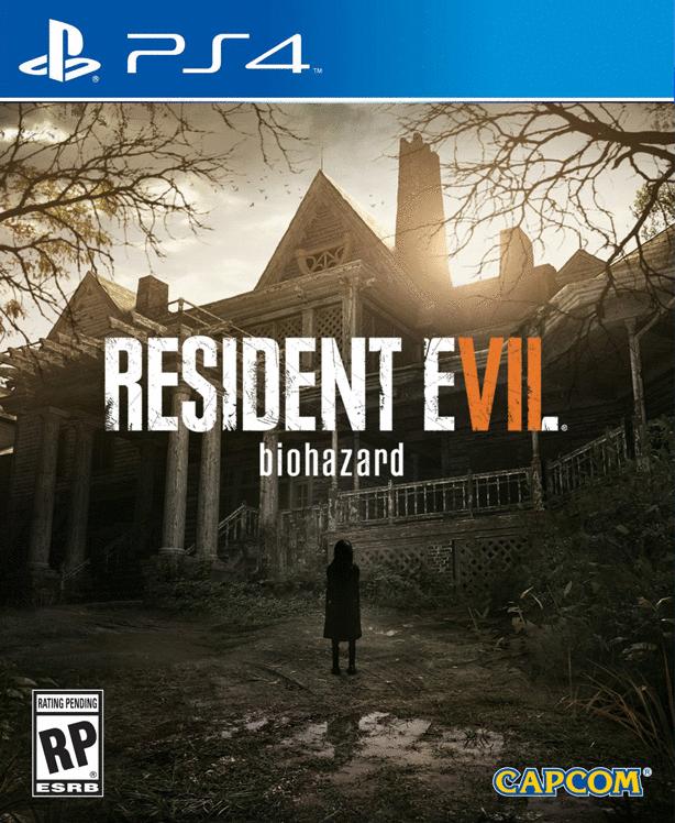 Игра для консоли PS4 Resident Evil 7 Biohazard VR