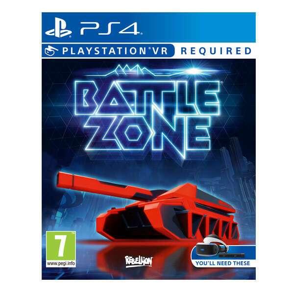 Игра для PlayStation VR Battlezone