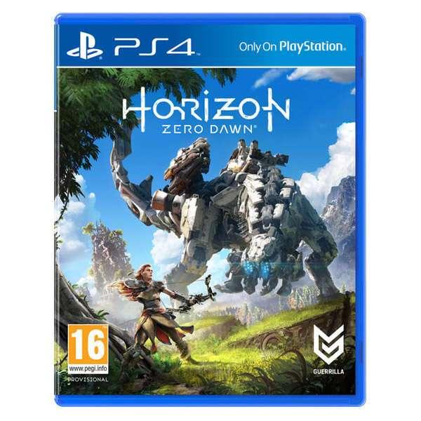 Horizon: Zero Dawn Игра для консоли PS4