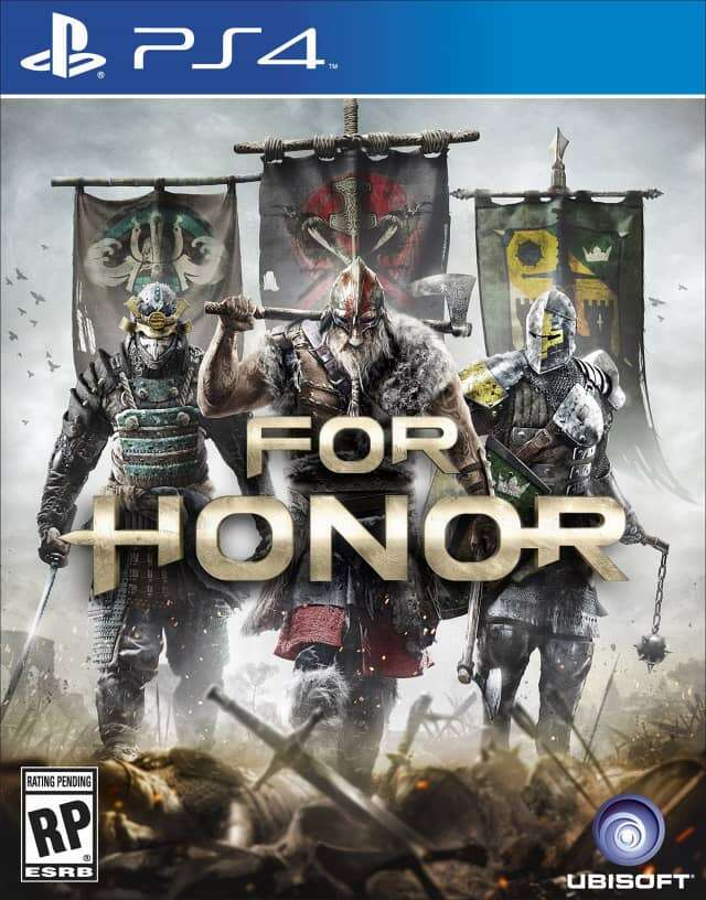 Игра для консоли PS4 For Honor