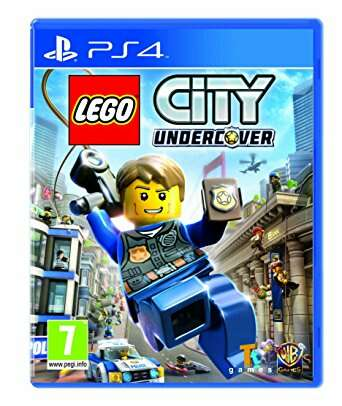 Игра для консоли PS4 LEGO CITY Undercover