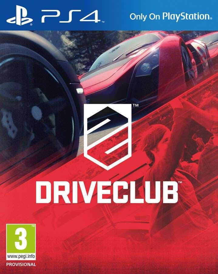DriveClub Игра для консоли PS4