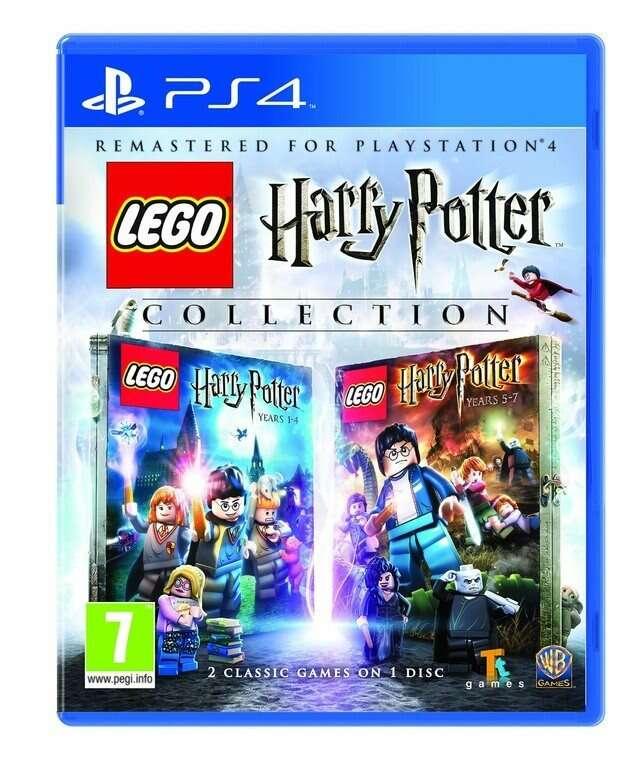 Игра для консоли PS4 LEGO Harry Potter Collection