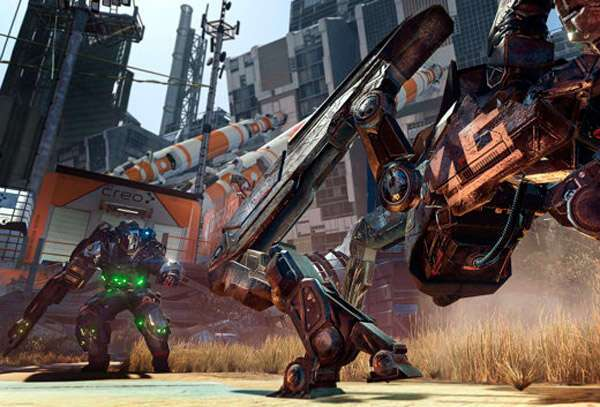 Игра для PS4 The Surge