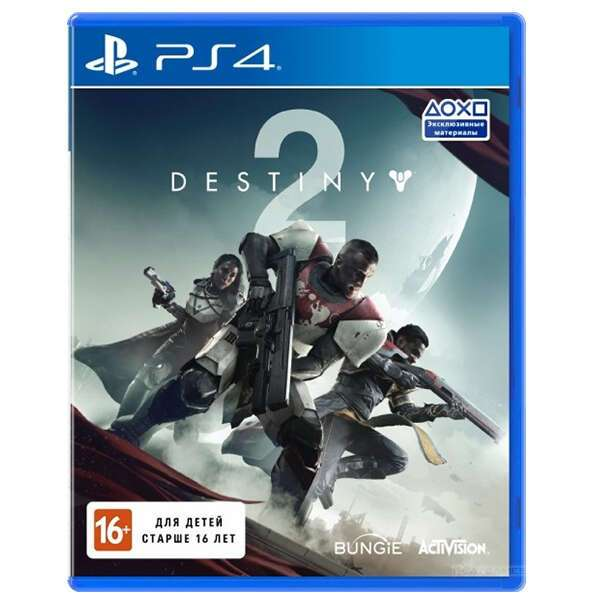 Destiny 2 Игра для консоли PS4