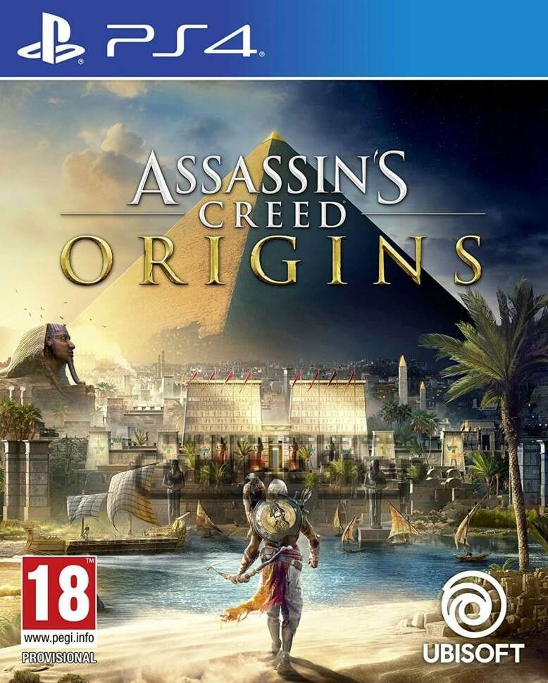 Игра для PS4 Assassin's Creed Origins/Истоки