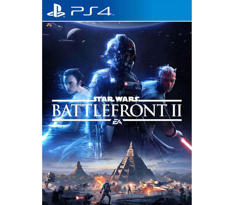 Игра для PS4 Star Wars Battlefront 2