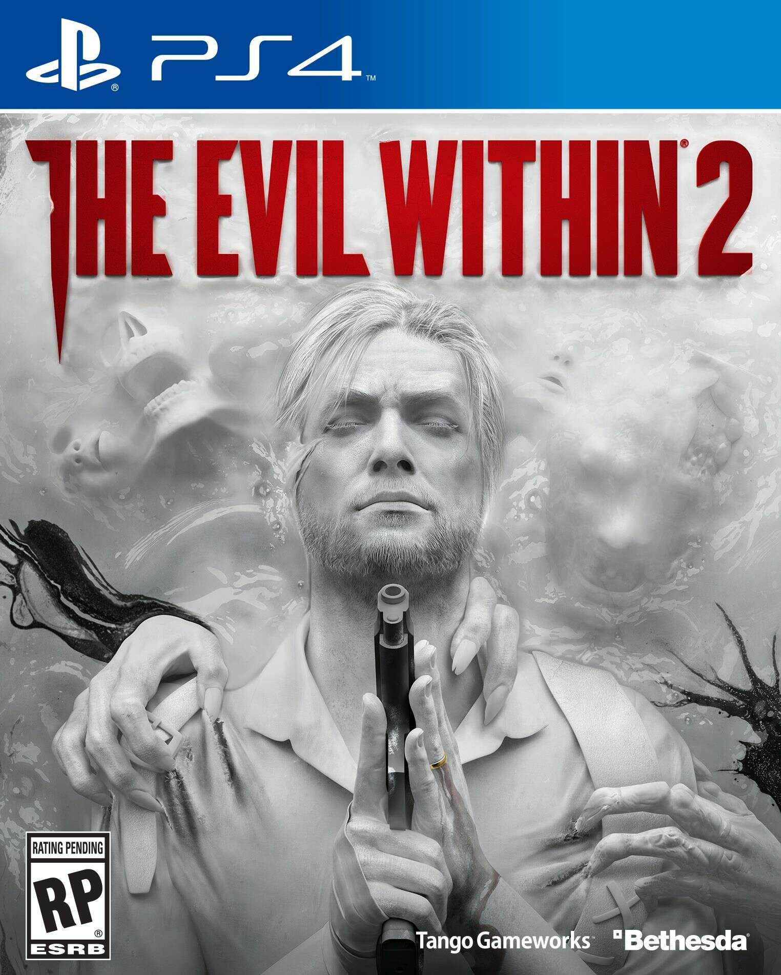Игра для PS4 Evil Within 2