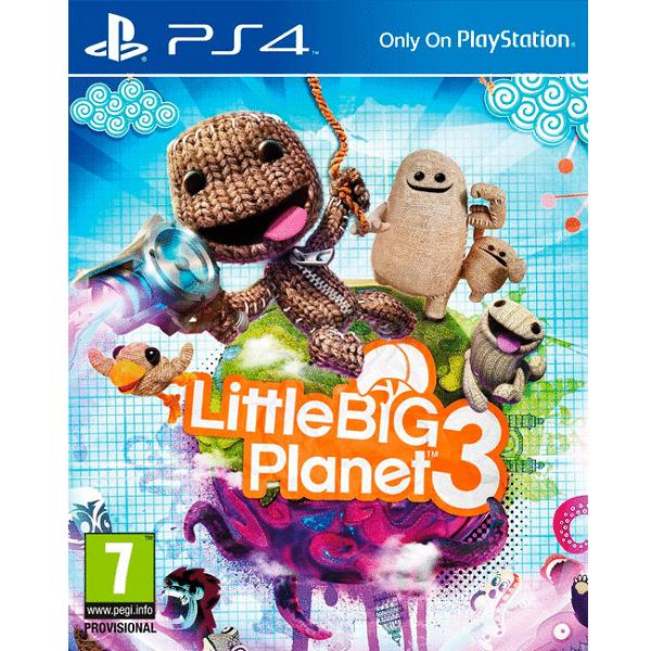 Игра для консоли PS4 LittleBigPlanet 3