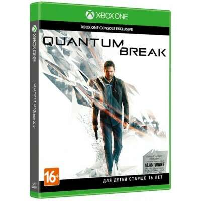 Игра X-BOX ONE Quantum Break