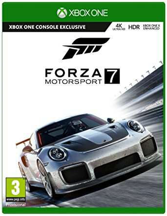 Игра X-BOX ONE Forza Motorsport 7: Standard Edition
