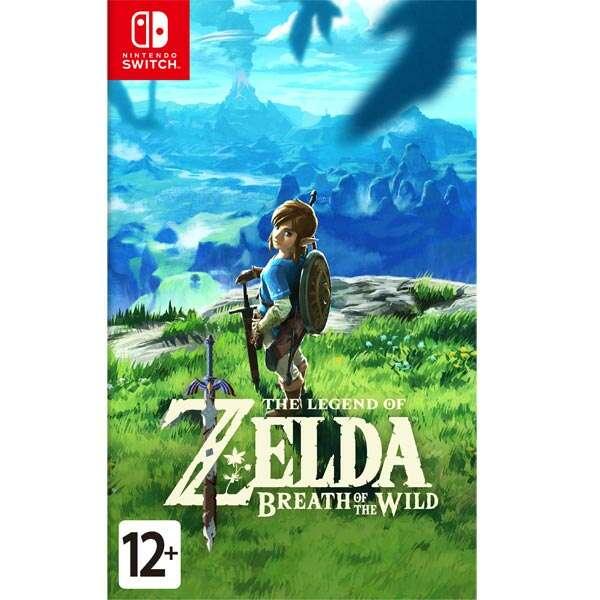 Игра для консоли Nintendo Switch The Legend of Zelda: Breath of the Wild