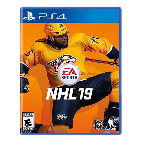 Игра для консоли PS4 NHL 19