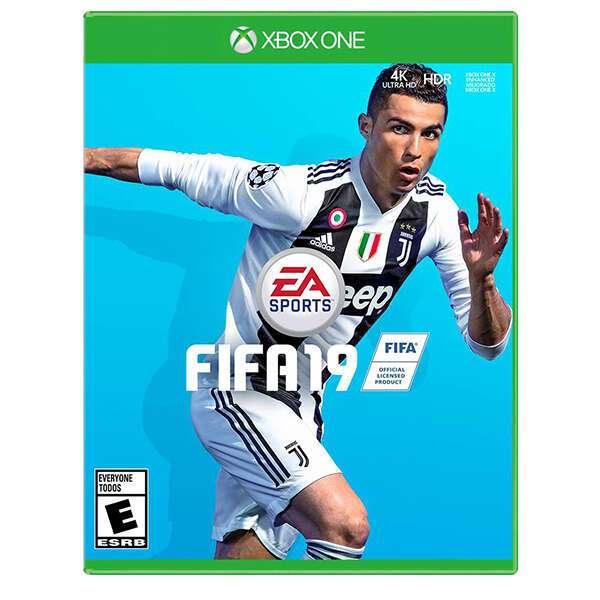 Игра для консоли Xbox One FIFA 19