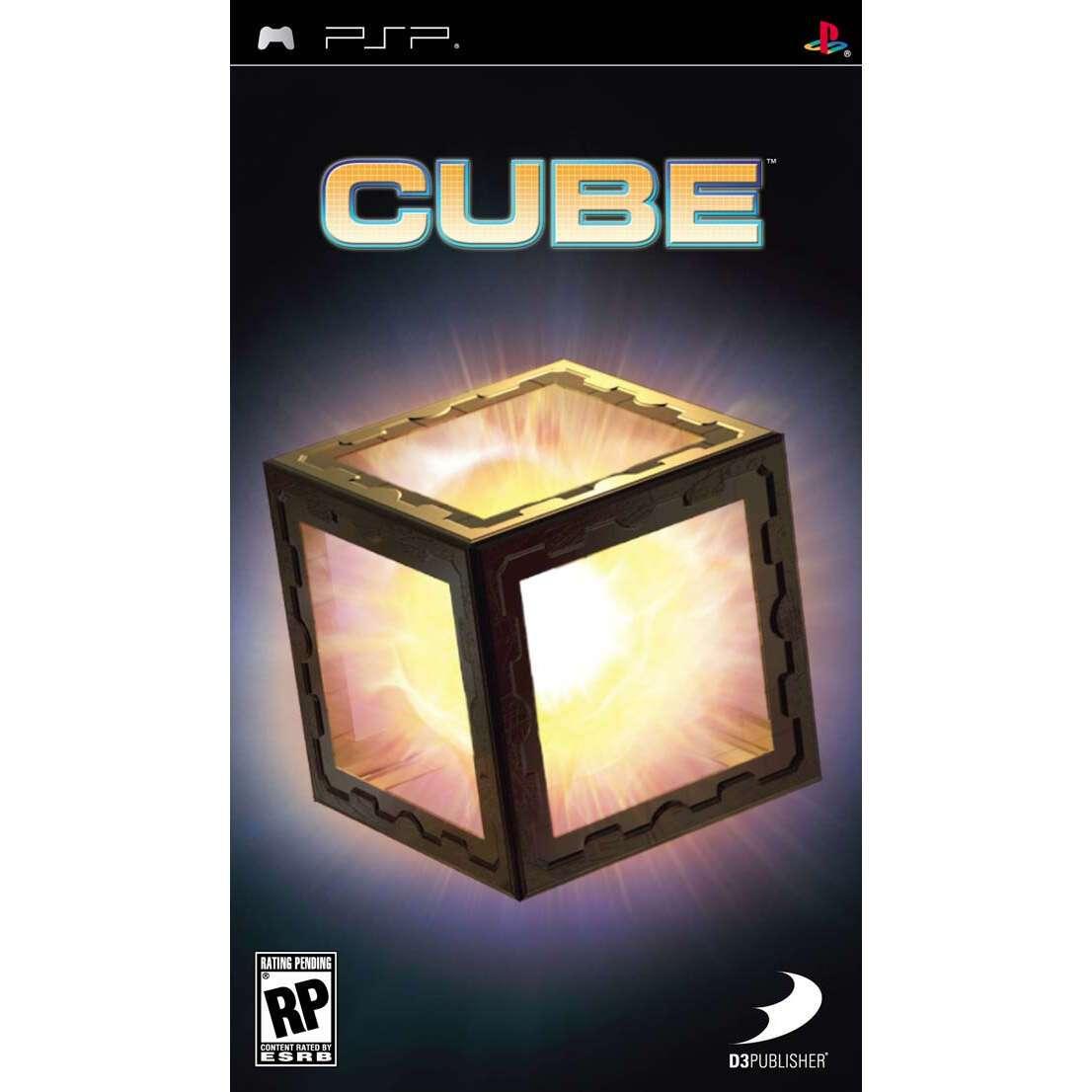 Игра для PSP Cube