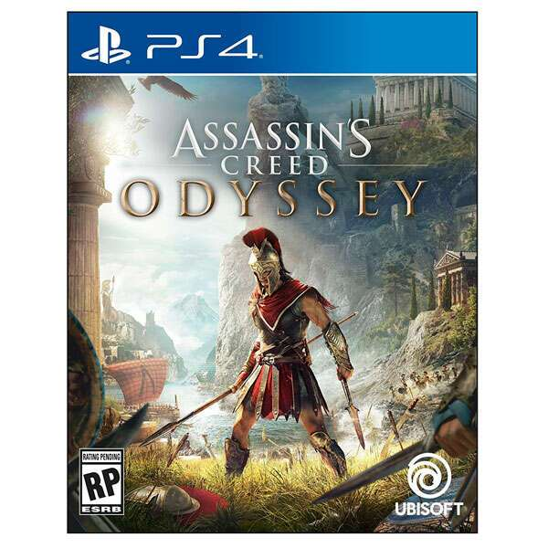 Игра для консоли PS4 Assassin's Creed Odyssey