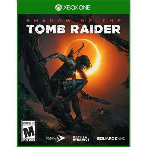 Игра для консоли Xbox One Shadow of the Tomb Raider