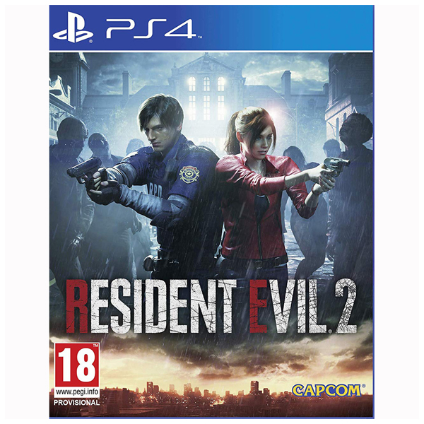 Игра для консоли PS4 Resident Evil 2 Remake