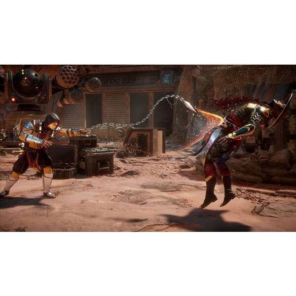 Игра для консоли PS4 Mortal Kombat 11