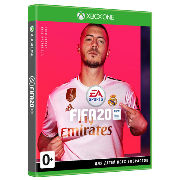 Игра для консоли Xbox One FIFA 20