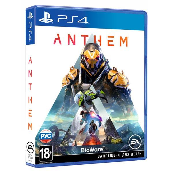 Игра для консоли PS4 Anthem