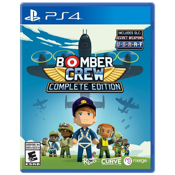Игра для консоли PS4 Bomber Crew Complete Edition