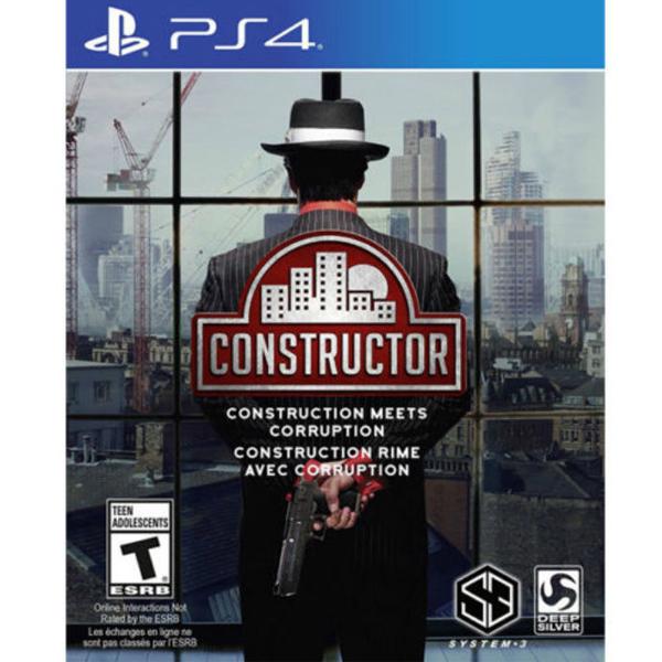 Игра для консоли PS4 Constructor