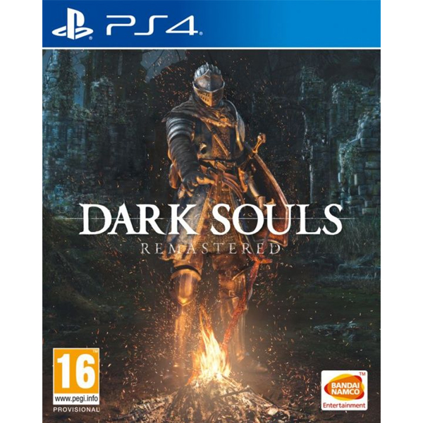 Игра для консоли PS4 Dark Souls Remastered