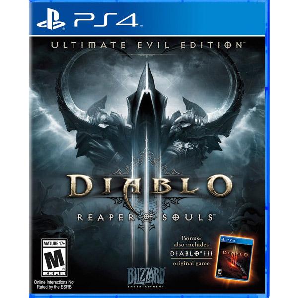 Игра для консоли PS3 Diablo III Reaper of Souls Ultimate Evil Edition