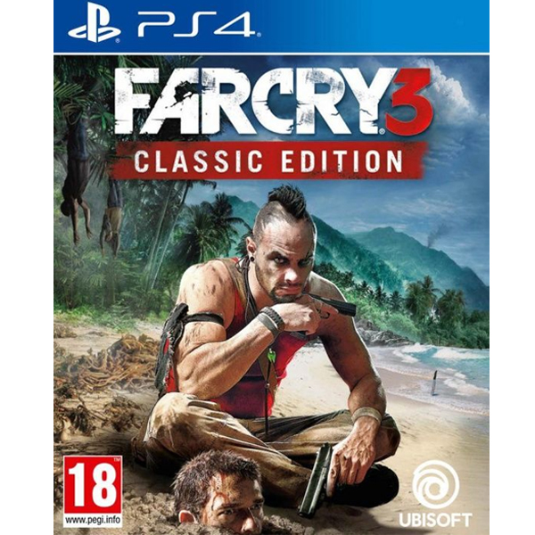Игра для консоли PS4 Far Cry 3