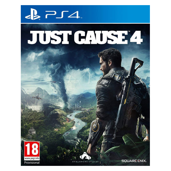 Игра для консоли PS4 Just Cause 4