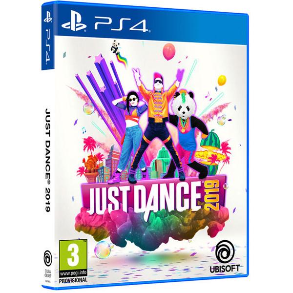 Игра для консоли PS4 Just Dance 2019