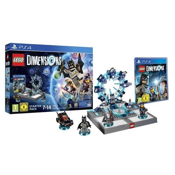 Игра для консоли PS4 LEGO Dimensions Starter Pack