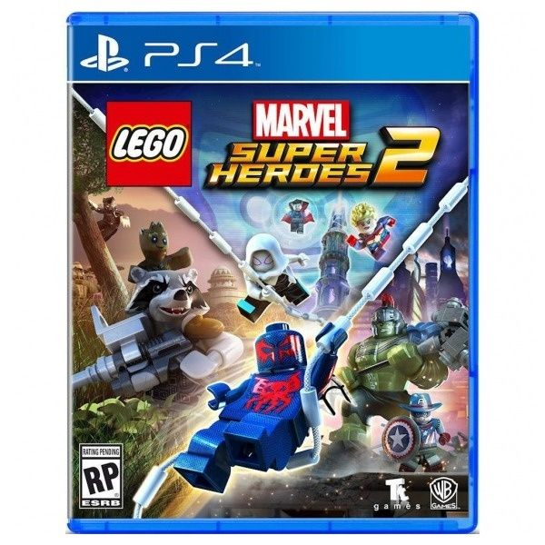 Игра для консоли PS4 LEGO Marvel Super Heroes 2