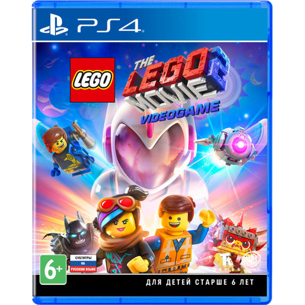 Игра для консоли PS4 LEGO Movie 2 Videogame