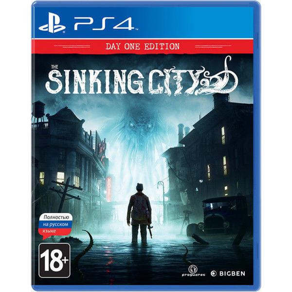 Игра для консоли PS4 The Sinking City Издание первого дня