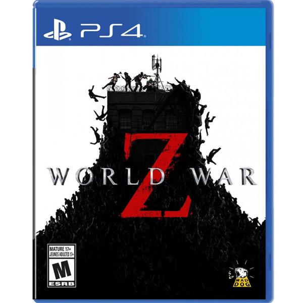 Игра для консоли PS4 World War Z