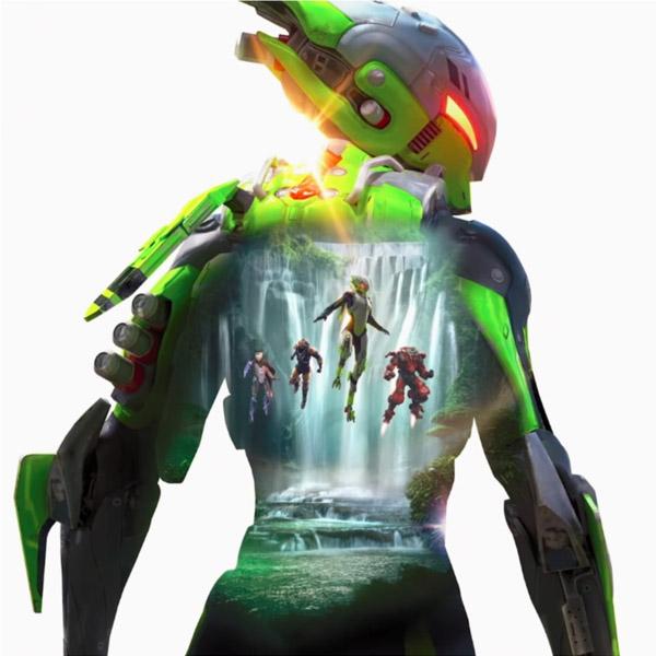 Игра для консоли Xbox One Anthem