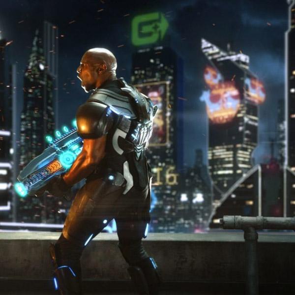 Игра для консоли Xbox One Crackdown 3