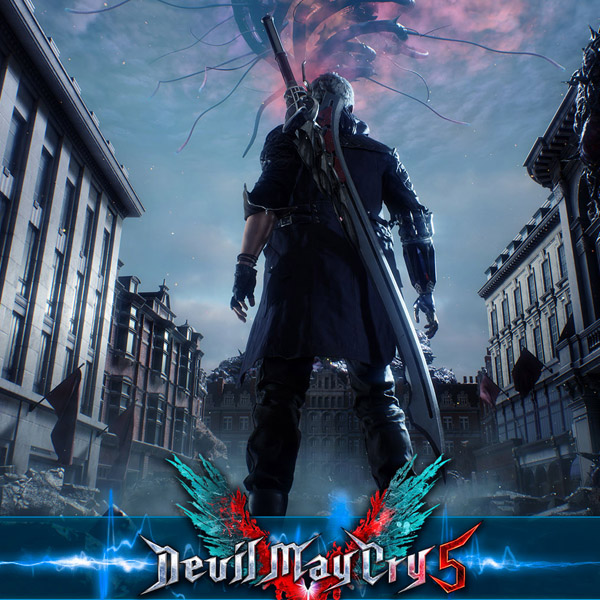Игра для консоли Xbox One Devil May Cry 5