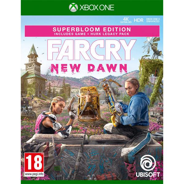 Игра для консоли Xbox One Far Cry New Dawn Superbloom Edition