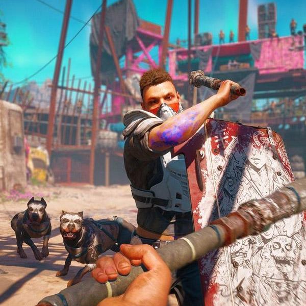 Игра для консоли Xbox One Far Cry New Dawn