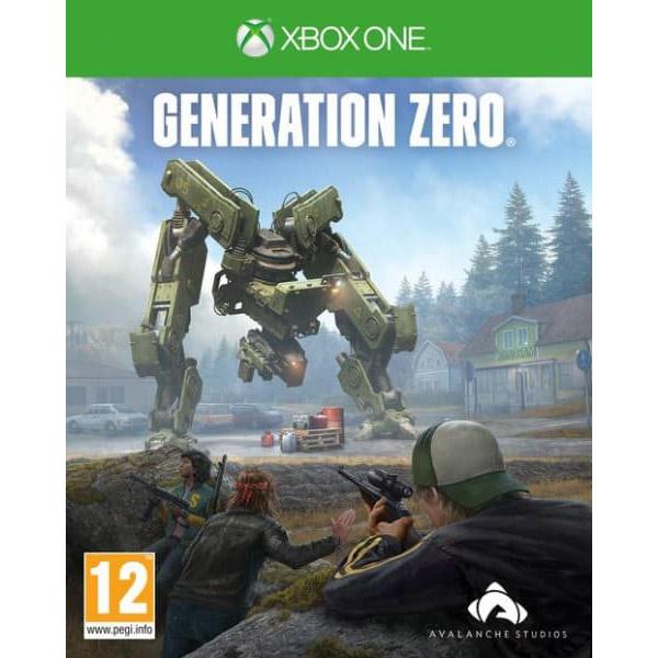 Игра для консоли Xbox One Generation Zero