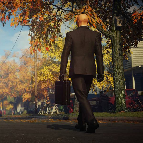 Игра для консоли Xbox One Hitman 2