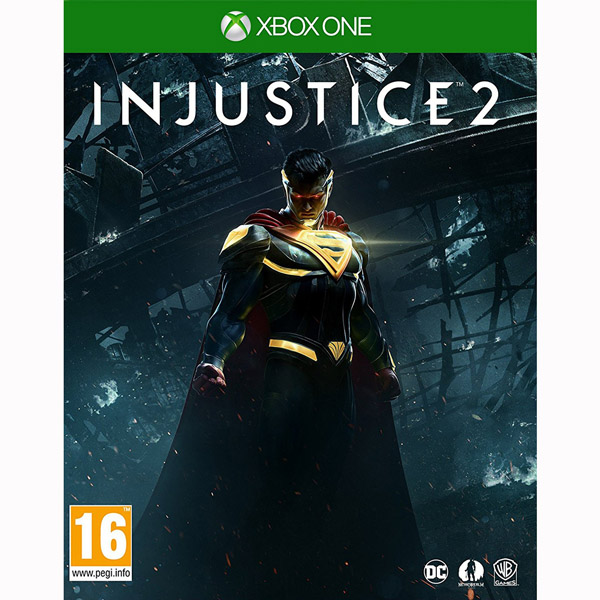 Игра для консоли Xbox One Injustice 2