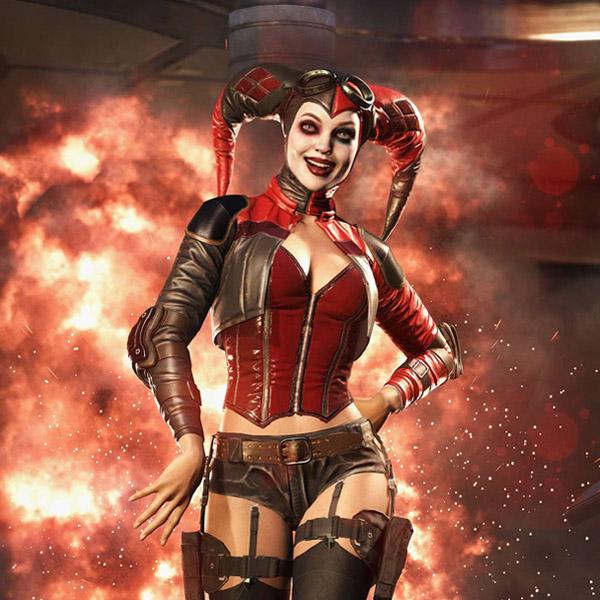 Игра для консоли Xbox One Injustice 2