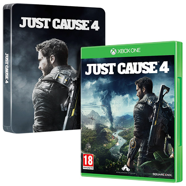 Игра для консоли Xbox One Just Cause 4