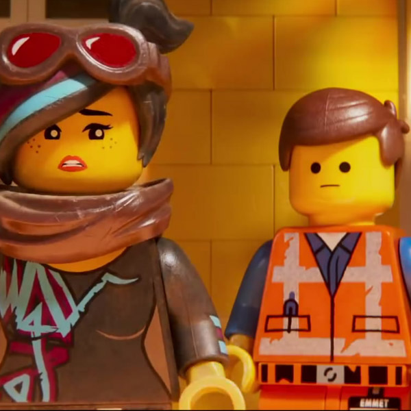 Игра для консоли Xbox One LEGO Movie 2 Videogame